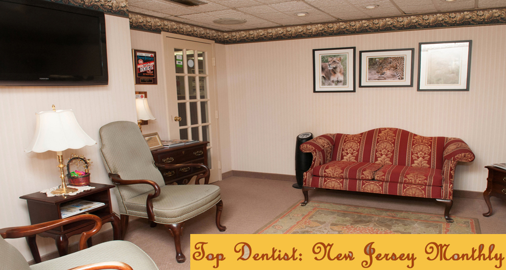 Waiting Room Top Dentist